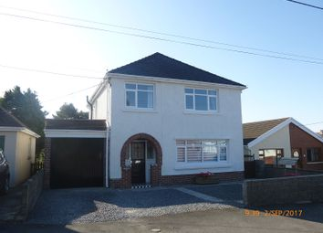 Thumbnail 3 bed detached house for sale in Walter Road, Ammanford, Carmarthenshire.