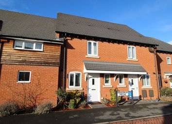 Thumbnail 2 bed terraced house for sale in Fragorum Fields, Fareham