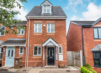 Thumbnail 3 bed end terrace house for sale in Cygnet Gardens, St. Helens, Merseyside