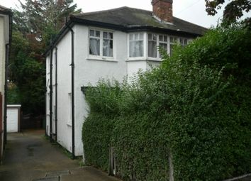 Thumbnail 1 bedroom flat to rent in Welbeck Road, Harrow