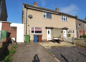 Thumbnail 3 bed semi-detached house for sale in Coleridge Drive, Stafford