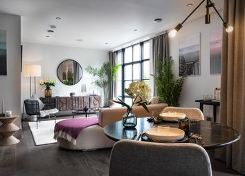 Thumbnail 2 bed flat for sale in Eagle Wharf Road, Hoxton