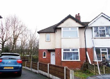 Thumbnail 3 bed semi-detached house for sale in Westdale Gardens, Burnage, Manchester