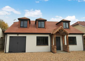 Thumbnail 6 bed detached house for sale in Church Road, Newtown, Fareham