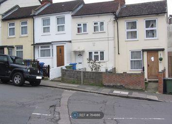 Thumbnail 2 bed terraced house to rent in Alexandra Road, Aldershot