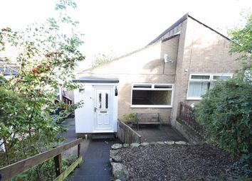 Thumbnail 2 bed semi-detached bungalow for sale in Abbots Way, Whickham, Newcastle Upon Tyne