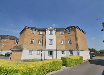 Thumbnail 2 bedroom flat for sale in Michigan Close, Turnford, Broxbourne