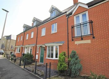 Thumbnail 4 bedroom town house for sale in Kent Avenue, West Wick, Weston-Super-Mare