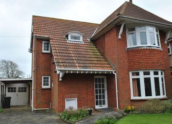 Thumbnail 4 bedroom detached house to rent in Anglesey Road, Alverstoke, Gosport