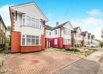 Thumbnail 3 bedroom maisonette for sale in Rise Park, Romford, Essex