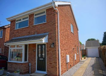 Thumbnail 3 bed detached house for sale in Greylees Avenue, Hull