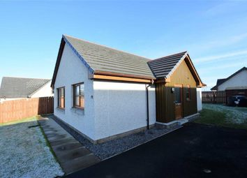 Thumbnail 2 bed detached bungalow for sale in Redcastle View, Kirkhill, Inverness