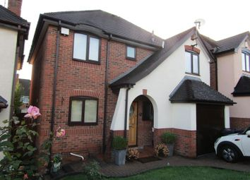 Thumbnail 4 bed detached house for sale in Nortune Close, Kings Norton, Birmingham