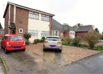 Thumbnail 2 bed flat for sale in Byron Street, Barwell