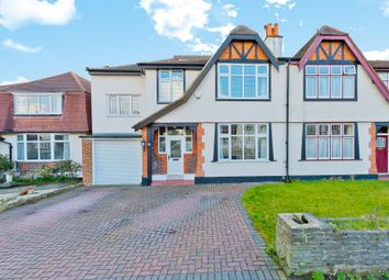 Thumbnail 6 bed semi-detached house for sale in Berrylands, Surbiton