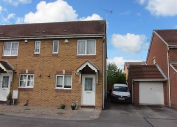 Thumbnail 2 bed end terrace house to rent in Viyella Mews, Hucknall, Nottingham