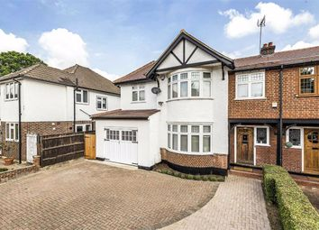 Thumbnail 4 bed property for sale in Longmore Avenue, New Barnet, Hertfordshire