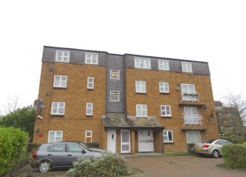 Thumbnail 1 bed flat to rent in Garrick Drive, London