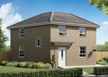 "Thumbnail 3 bed detached house for sale in ""Lutterworth"" at Hemfield Court, Makerfield Way, Ince, Wigan"
