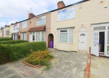 Thumbnail 2 bed terraced house for sale in Max Road, Dovecot, Liverpool
