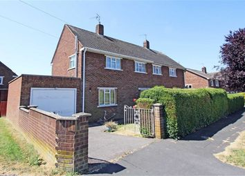 Thumbnail 3 bed semi-detached house for sale in Wellcroft Close, Welwyn Garden City