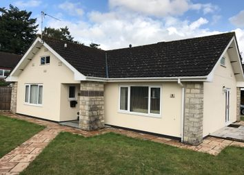 Thumbnail 2 bedroom detached bungalow to rent in Uplands Close, West Moors, Ferndown