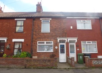 Thumbnail 4 bedroom terraced house for sale in Alderson Road, Great Yarmouth
