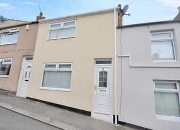 Thumbnail 2 bed terraced house to rent in Gladstone Street, Loftus, Saltburn-By-The-Sea