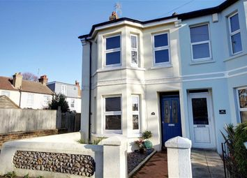 Thumbnail 3 bed end terrace house for sale in Wigmore Road, Broadwater, Worthing, West Sussex