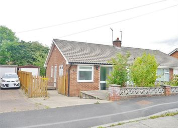 Thumbnail 2 bedroom semi-detached bungalow for sale in Furness Drive, Rawcliffe, York