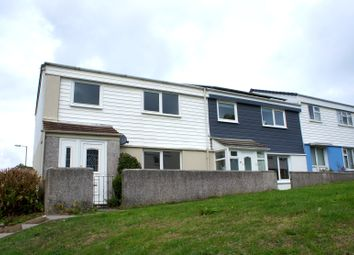 Thumbnail 3 bed semi-detached house to rent in Noweth Place, Falmouth