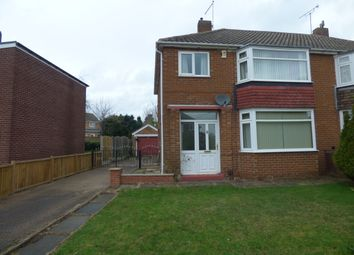 Thumbnail 3 bed semi-detached house to rent in Weetwood Road, Rotherham