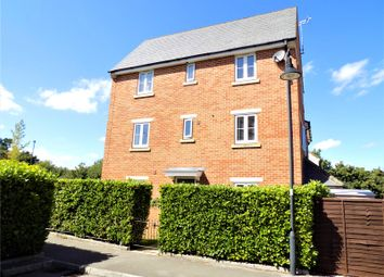 Thumbnail 4 bed semi-detached house for sale in Capella Crescent, Swindon, Wiltshire