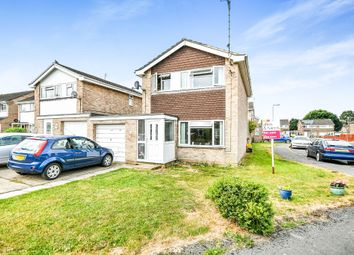 Thumbnail 3 bed link-detached house for sale in Heron Close, Calne
