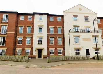 Thumbnail 2 bed flat for sale in Crooked Bridge Court, St. Georges Parkway, Stafford