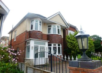 Thumbnail 3 bedroom detached house to rent in Ravenscourt Road, Southbourne, Bournemouth
