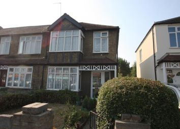 Thumbnail 3 bed terraced house to rent in Woodham Lane, New Haw