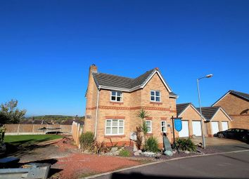 Thumbnail 4 bed detached house for sale in Jasmine Crescent, Newchapel, Stoke-On-Trent
