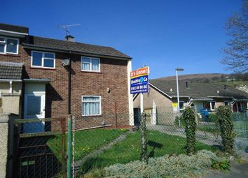Thumbnail 2 bed end terrace house to rent in Greenwood Avenue, Pontnewydd, Cwmbran