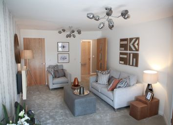 Thumbnail 1 bed flat for sale in Burrstone Grange, Poachers Way, Thornton-Cleveleys