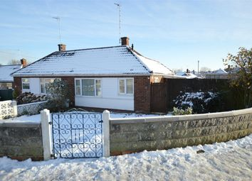 Thumbnail 2 bed semi-detached bungalow for sale in Freemantle Road, Bilton, Rugby, Warwickshire