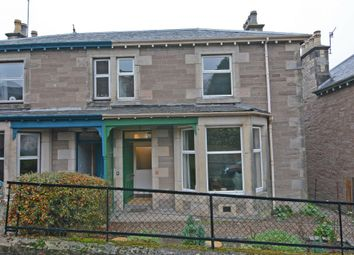 Thumbnail 3 bed semi-detached house for sale in 11 Moredun Terrace, Perth