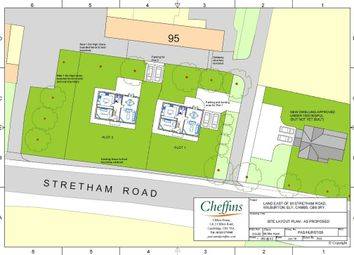 Thumbnail Land for sale in Stretham Road, Wilburton, Ely