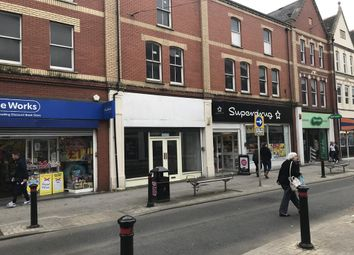 Retail premises to let in Reduced Rent Holton Road, Barry, Vale Of Glamorgan CF63