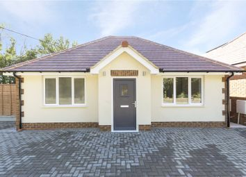 Thumbnail 2 bed detached bungalow for sale in Cheelson Road, South Ockendon, Essex
