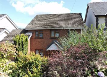 Thumbnail 4 bedroom detached house for sale in Morgan Street, Trebanos, Pontardawe, Swansea