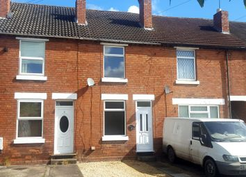 Thumbnail 2 bed terraced house for sale in Manor Road, Stourport-On-Severn