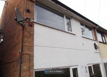 Thumbnail 2 bedroom maisonette to rent in Chesterfield Court, Nottingham