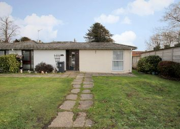 Thumbnail 2 bed semi-detached bungalow for sale in Monks Walk, Buntingford