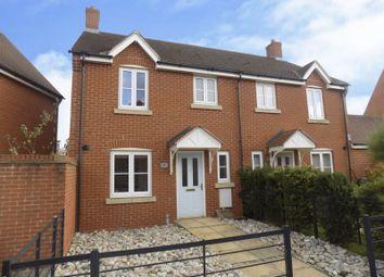 Thumbnail 3 bedroom semi-detached house for sale in Callington Road, Swindon